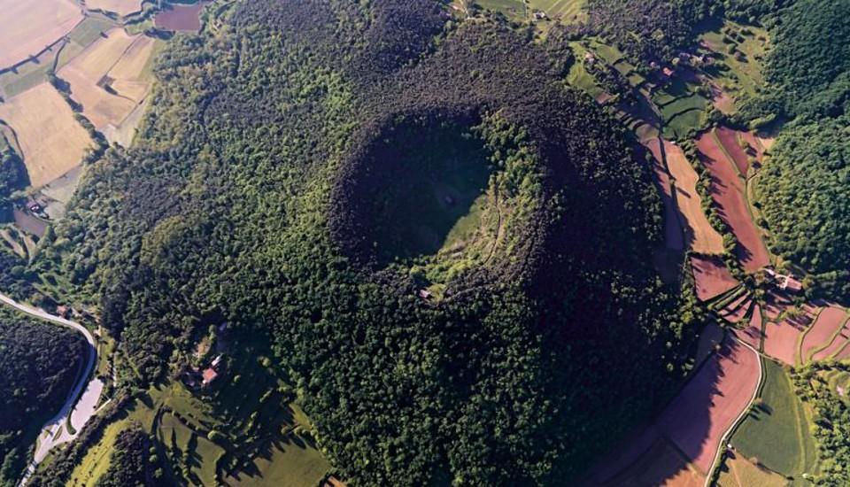 volcan à Olot