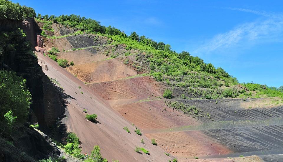 terre volcanique